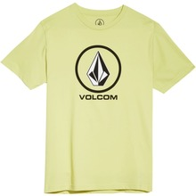 View the VOLCOM KIDS CRISP STONE T-SHIRT - LIME from the Youths Clothing clothing range online today from Boarderline