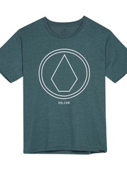 View the VOLCOM KIDS PINLINE STONE T-SHIRT - PINE from the Youths Clothing clothing range online today from Boarderline