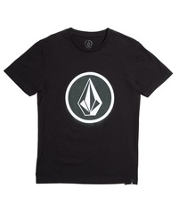 View the VOLCOM KIDS SPRAY STONE T-SHIRT - BLACK from the Youths Clothing clothing range online today from Boarderline