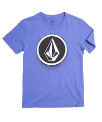 View the VOLCOM KIDS SPRAY STONE T-SHIRT - PURPLE from the Youths Clothing clothing range online today from Boarderline