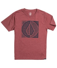 View the VOLCOM KIDS STAMP DIVIDE T-SHIRT - CRIMSON from the Youths Clothing clothing range online today from Boarderline