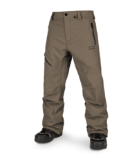 View the Volcom L Gore-Tex Pant - Teak  from the Mens Snow Pants clothing range online today from Boarderline