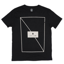 View the Volcom Line Through T-Shirt - Black from the T-Shirts clothing range online today from Boarderline