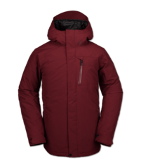 View the VOLCOM L INSULATED GORE-TEX JACKET - BURNT RED from the Mens Snow Jackets clothing range online today from Boarderline
