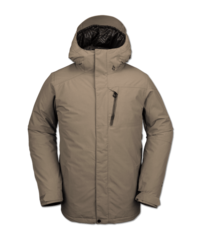 View the Volcom L Insulated Gore-Tex Jacket - Teak from the Mens Snow Jackets clothing range online today from Boarderline