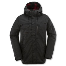 View the Volcom Monrovia Jacket - Black from the Clothing clothing range online today from Boarderline