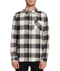 View the VOLCOM NEO GLITCH SHIRT - WHITE FLASH from the Shirts clothing range online today from Boarderline