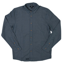View the Volcom Neutra Shirt - Navy from the Shirts clothing range online today from Boarderline