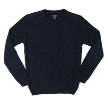 View the Volcom Oldon Knit Crew - Indigo from the Hoods and Crews clothing range online today from Boarderline
