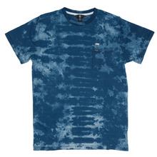 View the Volcom Oxide T-Shirt - Steel Blue from the T-Shirts clothing range online today from Boarderline