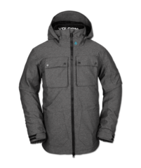 View the Volcom Pat Moore 3-in-1 Jacket - Black from the Mens Snow Jackets clothing range online today from Boarderline