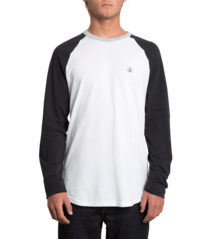 View the VOLCOM PEN LONGSLEEVE - BLACK from the T-Shirts clothing range online today from Boarderline