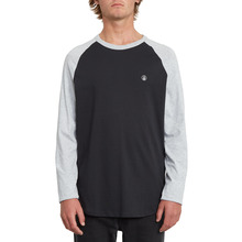 View the Volcom Pen Longsleeve - Heather Grey  from the T-Shirts clothing range online today from Boarderline