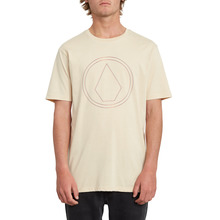 View the Volcom Pinner Heather T-Shirt - White Flash from the T-Shirts clothing range online today from Boarderline