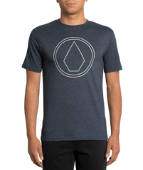 View the VOLCOM PINSTONE T-SHIRT - NAVY from the T-Shirts clothing range online today from Boarderline