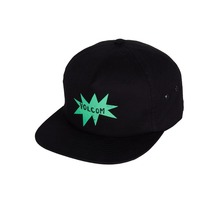 View the Volcom Post 110F Cap - Stealth from the Snapbacks, 6 Panel Caps clothing range online today from Boarderline
