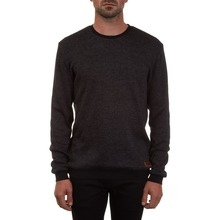 View the Volcom Reza Crew Sweat - Black from the Hoods and Crews clothing range online today from Boarderline