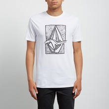 View the Volcom RIP Stone T-Shirt - White from the T-Shirts clothing range online today from Boarderline