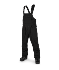 View the Volcom Roan Bib Pant - Black from the Mens Snow Pants clothing range online today from Boarderline