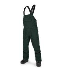 View the VOLCOM ROAN BIB PANT - DARK GREEN from the Mens Snow Pants clothing range online today from Boarderline
