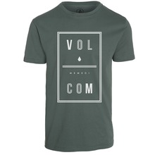 View the Volcom Saturday T-Shirt - Forest from the T-Shirts clothing range online today from Boarderline