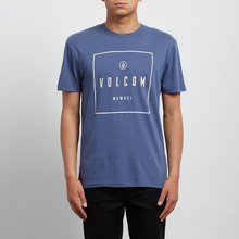 View the Volcom Scribe T-Shirt - Deep Blue from the T-Shirts clothing range online today from Boarderline