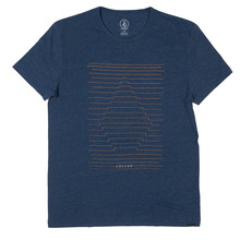 View the Volcom Seizmic T-Shirt - Blue from the T-Shirts clothing range online today from Boarderline
