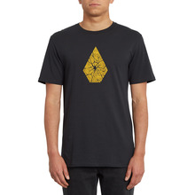 View the Volcom Shatter T-Shirt - Black from the T-Shirts clothing range online today from Boarderline