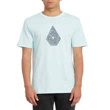 View the Volcom Shatter T-Shirt - Resin Blue from the T-Shirts clothing range online today from Boarderline