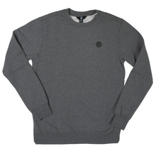 View the Volcom Single Stone Crew Sweat - Dark Grey from the Hoods and Crews clothing range online today from Boarderline