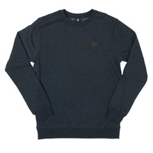 View the Volcom Single Stone Crew Sweat - Navy from the Hoods and Crews clothing range online today from Boarderline