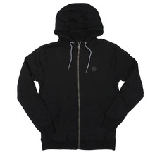 View the Volcom Single Stone Zip Hood - Black from the Hoods and Crews clothing range online today from Boarderline