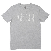 View the Volcom Smear T-Shirt - Heather Grey from the T-Shirts clothing range online today from Boarderline
