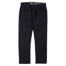 View the Volcom Solver Denim Jeans - Black Rinse from the Jeans & Pants clothing range online today from Boarderline