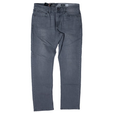 View the Volcom Solver Denim Jeans - Power Grey from the Jeans & Pants clothing range online today from Boarderline