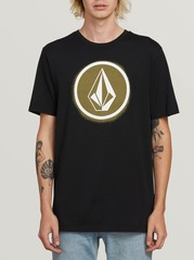 View the VOLCOM SPRAY STONE T-SHIRT - BLACK from the T-Shirts clothing range online today from Boarderline