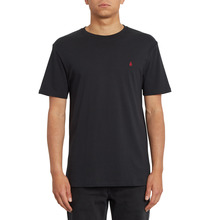 View the Volcom Stone Blanks T-Shirt - Black from the T-Shirts clothing range online today from Boarderline