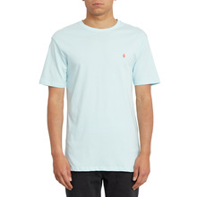 View the Volcom Stone Blanks T-Shirt - Resin Blue from the T-Shirts clothing range online today from Boarderline