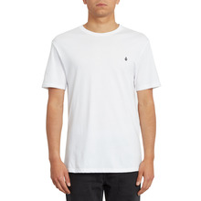 View the Volcom Stone Blanks T-Shirt - White from the T-Shirts clothing range online today from Boarderline