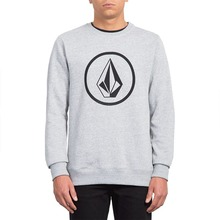 View the VOLCOM STONE CREW SWEATSHIRT - STORM from the Hoods and Crews clothing range online today from Boarderline