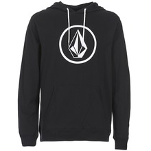 View the Volcom Stone Hooded Sweat - Black from the Hoods and Crews clothing range online today from Boarderline