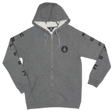 View the Volcom Stone Pack Zip Hood - Heather Grey from the Hoods and Crews clothing range online today from Boarderline