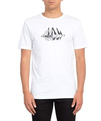 View the VOLCOM STONE SOUNDS T-SHIRT - WHITE from the T-Shirts clothing range online today from Boarderline