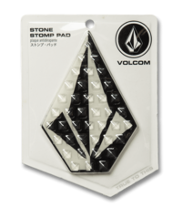 View the Volcom Stone Stomp Pad - Black from the Snowboard Accessories clothing range online today from Boarderline
