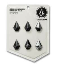 View the Volcom Stone Studs Stomp - Black from the Snowboard Accessories clothing range online today from Boarderline