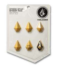 View the Volcom Stone Studs Stomp - Yellow from the Snowboard Accessories clothing range online today from Boarderline