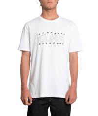 View the VOLCOM SUB BAR LOGO T-SHIRT - WHITE from the T-Shirts clothing range online today from Boarderline