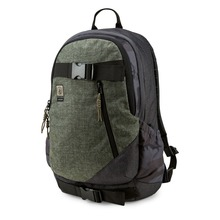 View the Volcom Substrate Backpack - Military from the Backpacks clothing range online today from Boarderline