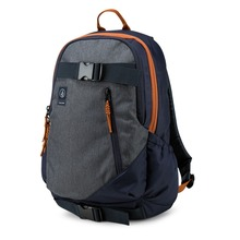 View the Volcom Substrate Backpack - Navy from the Backpacks clothing range online today from Boarderline