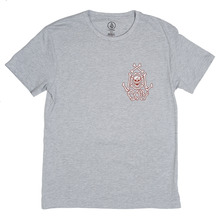 View the Volcom Tallboy T-Shirt - Heather Grey from the T-Shirts clothing range online today from Boarderline